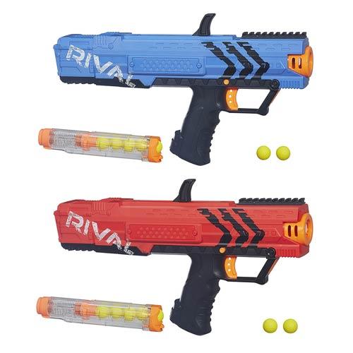 Nerf Rival Apollo XV 700 Blasters Wave 1 Revision 2 Case