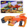 Nerf Doomlands Double Dealer Blaster. Shoots two darts at a time.