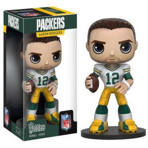 NFL Aaron Rodgers Bobble Head