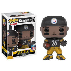NFL LeVeon Bell Wave 3 Pop! Vinyl Figure