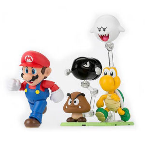 Super Mario SH Figuarts Diorama Play Set D