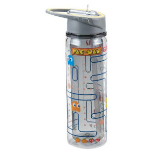Pac-Man 18 Ounce Tritan Water Bottle