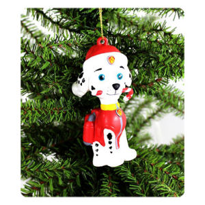 Paw Patrol Marshall Blow Mold Ornament
