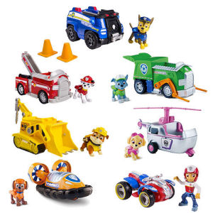 Paw Patrol Basic Vehicle with Pup Case
