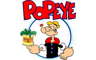 popeye Collectibles, Gifts and Merchandise Shipping from Canada.