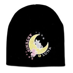 Sailor Moon Artemis and Luna Beanie Hat