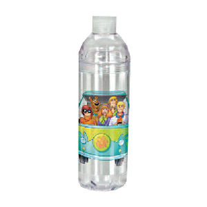 Scooby-Doo Group 24 Ounce Twist-Off Water Bottle
