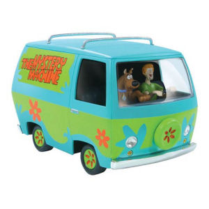 Scooby-Doo Mystery Machine 1/25 Scale Snap-Fit Model Kit