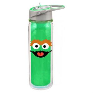 Sesame Street Oscar 18 Ounce Tritan Water Bottle
