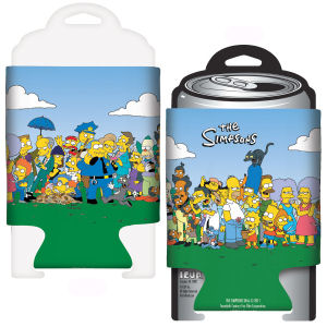 The Simpsons Friends and Family Can Cooler