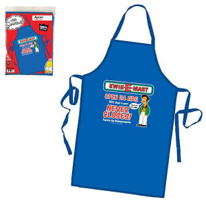 The Simpsons Kwik-E-Mart Apron