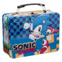 Sonic the Hedgehog Large Tin Tote.