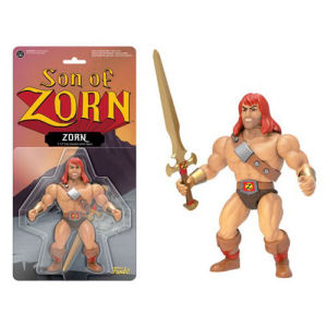 Son of Zorn Action Figure