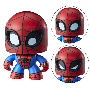 Marvel Mighty Muggs Spider-Man Action Figure.