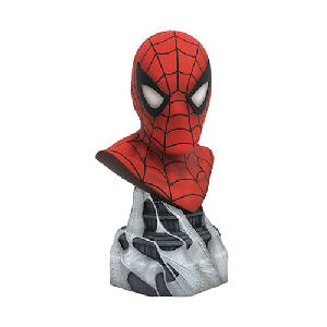Legends in 3D Marvel Comics Spider-Man 1:2 Scale Resin Bust