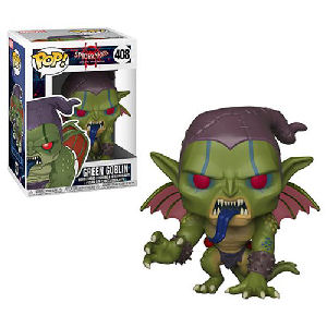 Spider-Man: Into the Spider-Verse Green Goblin Pop! Vinyl Figure #408