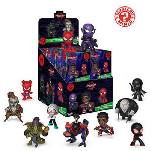 Spider-Man: Into the Spider-Verse Mystery Minis Master Carton