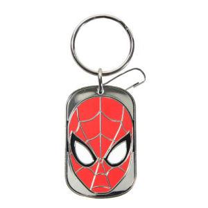 Spider-Man Tag Enamel Key Chain