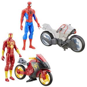 Spider-Man Sinister 6 Titan Hero Series Vehicles Wave 1 Case