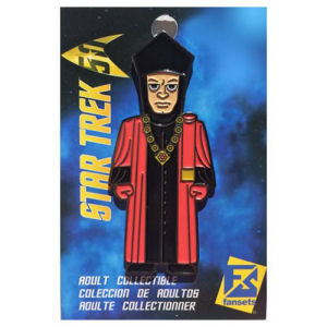 Star Trek Q Pin