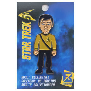 Star Trek Sulu Pin