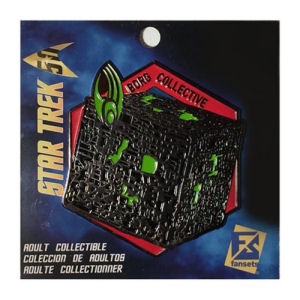 Star Trek Borg Cube Pin