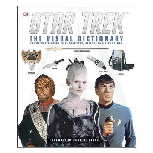 Star Trek The Visual Dictionary Book