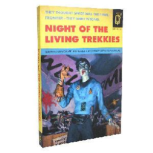 Night of the Living Trekkies Book