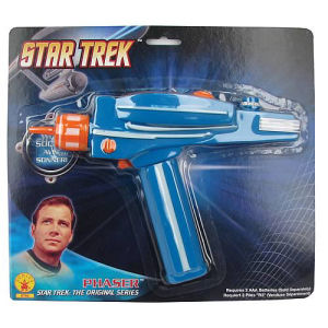 Star Trek Original Series Phaser