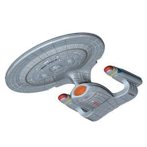 Star Trek The Next Generation Enterprise NCC-1701-D 4.5 Inch Titans Figure - Convention Exclusive