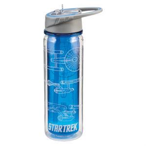 Star Trek 18 Ounce Tritan Water Bottle