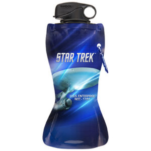 Star Trek 24 Ounce Collapsible Water Bottle