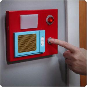 Star Trek Electronic Motion-Sensitive Door Chime