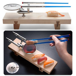 Star Trek U S S  Enterprise NCC - 1701 Sushi Set