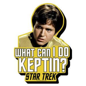 Star Trek Chekov Quote Funky Chunky Magnet