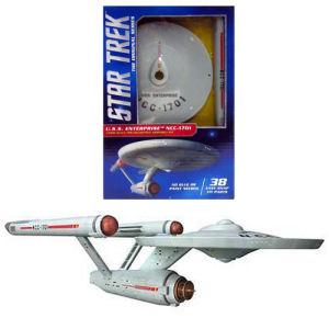 Star Trek The Original Series U.S.S. Enterprise NCC-1701 Model Kit