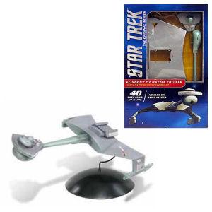 Star Trek The Original Series Klingon D7 Battlie Cruiser Model Kit