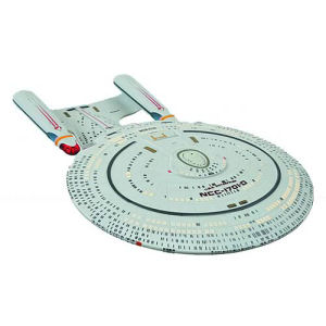 Star Trek The Next Generation Enterprise NCC-1701-D Starship