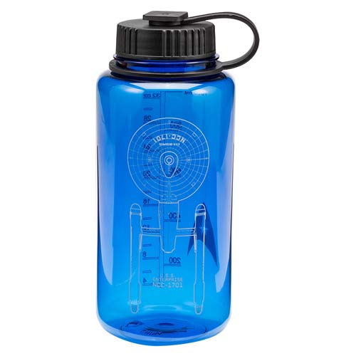 Star Trek 32 Ounce Tritan Water Bottle