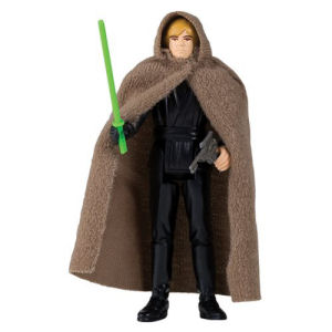 Star Wars Luke Skywalker Jedi Knight Jumbo Vintage Kenner Action Figure