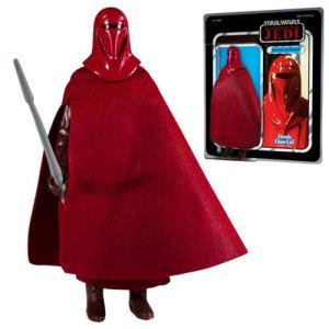 Star Wars Emperor Royal Guard Jumbo Vintage Kenner Action Figure