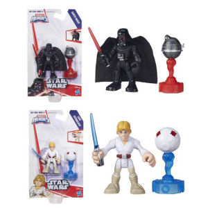 Star Wars Galactic Heroes Featured Figure Wave 1 Case