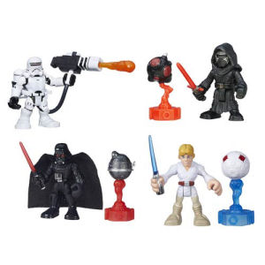 Star Wars Galactic Heroes Featured Figure Wave 2 Case