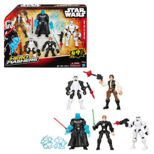 Star Wars Hero Mashers Return of the Jedi Action Figures Set