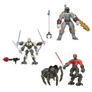 Star Wars Hero Mashers Deluxe Action Figures Wave 2 Case