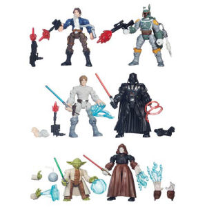 Star Wars Hero Mashers Battle Pack Action Figures Wave 1