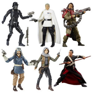 Star Wars The Black Series 6 Inch Action Figure Wave 10 Case