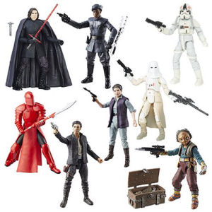 Star Wars The Black Series 6 Inch Action Figure Wave 13 Case