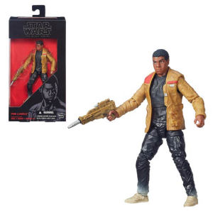 Star Wars The Force Awakens The Black Series Finn 6 Inch Action Figure