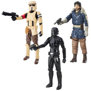 Star Wars Rogue One Hero Series 12 Inch Action Figures Wave 3 Case